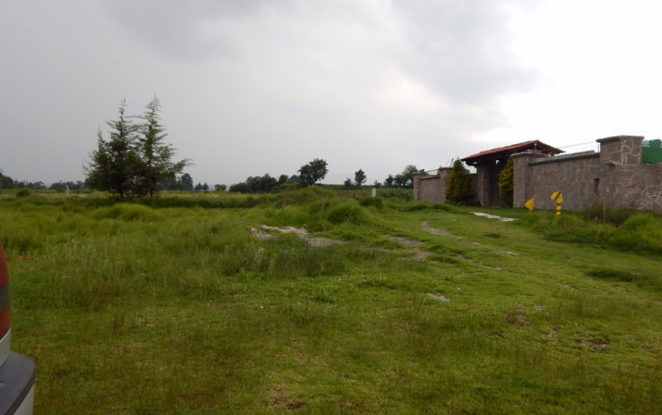 Foto de terreno habitacional en venta en  , san miguel zinacantepec, zinacantepec, méxico, 1285411 No. 03