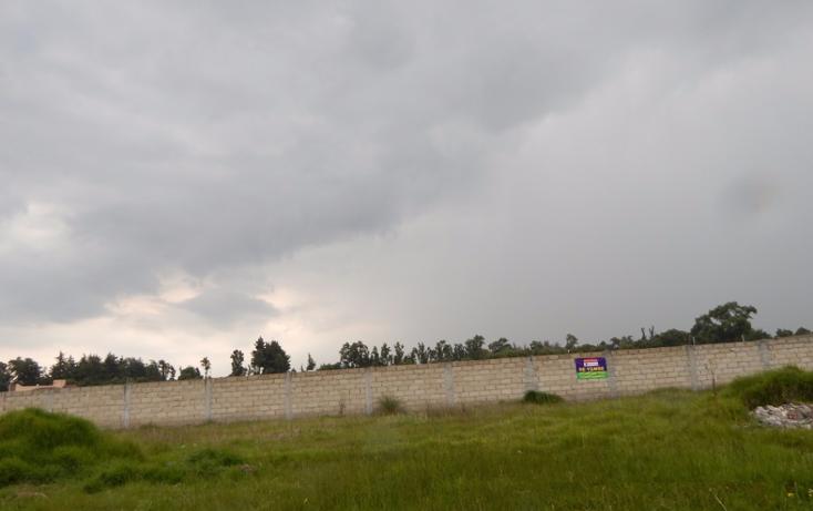 Foto de terreno habitacional en venta en  , san miguel zinacantepec, zinacantepec, méxico, 1285411 No. 04