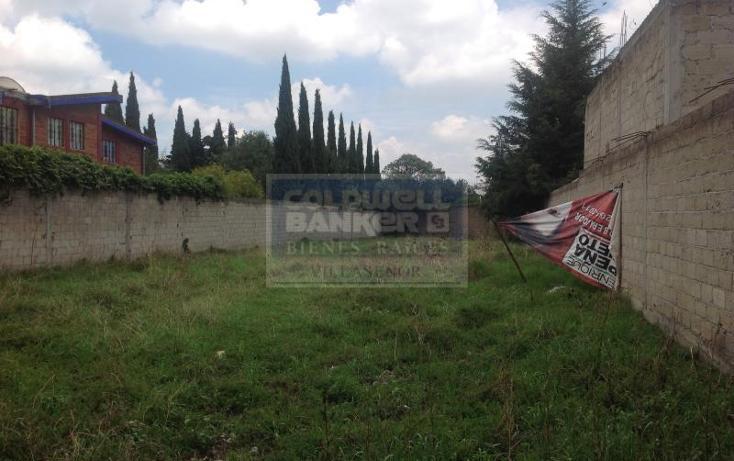 Foto de terreno habitacional en venta en  , san miguel zinacantepec, zinacantepec, méxico, 508344 No. 02