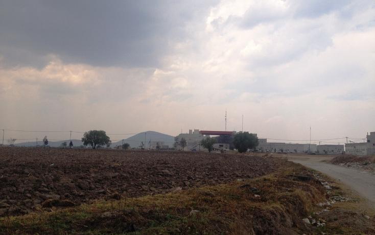 Foto de terreno habitacional en venta en  , san miguel, zumpango, méxico, 1872122 No. 01