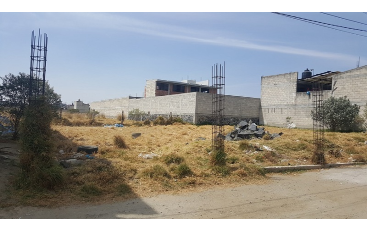 Foto de terreno habitacional en venta en  , san miguelito, capulhuac, méxico, 1657505 No. 01