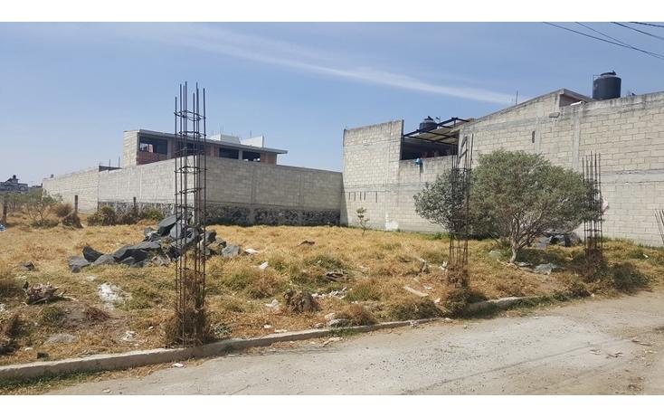 Foto de terreno habitacional en venta en  , san miguelito, capulhuac, méxico, 1657505 No. 02