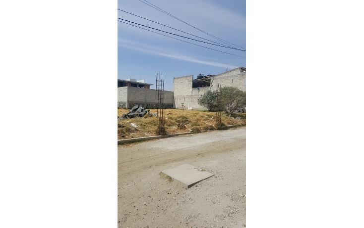 Foto de terreno habitacional en venta en  , san miguelito, capulhuac, méxico, 1657505 No. 05