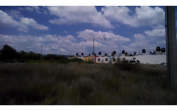 Foto de terreno habitacional en venta en  , san miguelito, jesús maría, aguascalientes, 1680170 No. 04