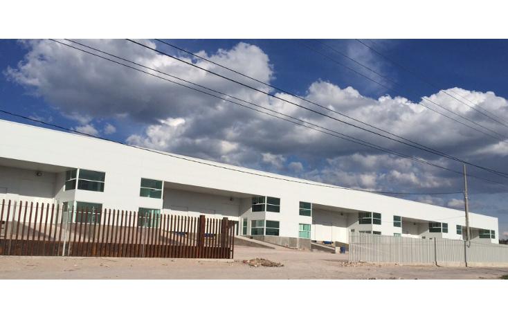 Foto de nave industrial en renta en  , san miguelito, querétaro, querétaro, 1076535 No. 01