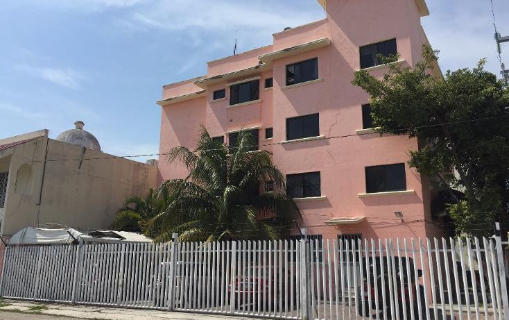 Foto de departamento en renta en  , san nicolás, carmen, campeche, 1721882 No. 01