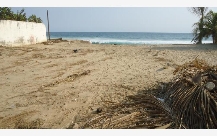 Foto de terreno habitacional en venta en  , san nicolás de las playas, coyuca de benítez, guerrero, 960491 No. 06