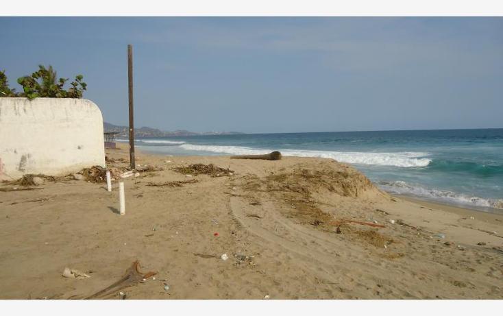 Foto de terreno habitacional en venta en  , san nicolás de las playas, coyuca de benítez, guerrero, 960491 No. 09