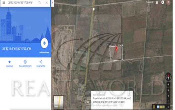 Foto de terreno habitacional en venta en  , san nicol?s de los garza, salinas victoria, nuevo le?n, 1680818 No. 01