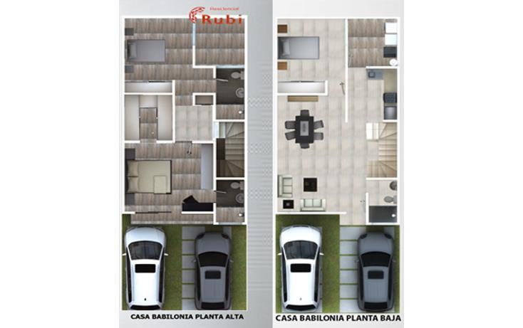 Foto de casa en venta en  , san nicolás de los gonzález, león, guanajuato, 1615117 No. 04