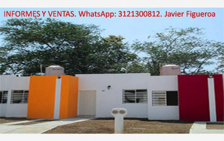 Foto de casa en venta en san nicolas de tolentino 100, girasoles, colima, colima, 1846486 no 01