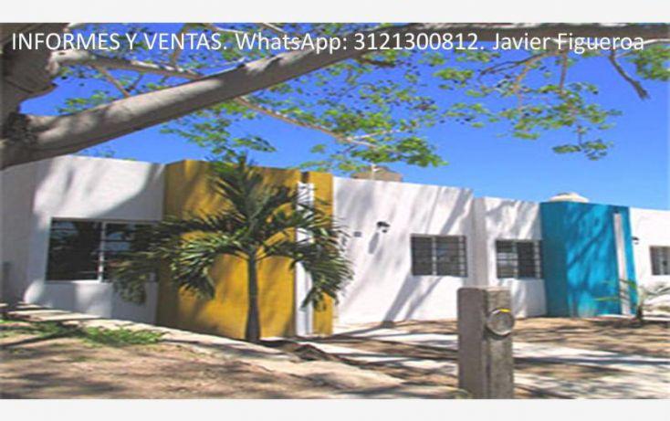 Foto de casa en venta en san nicolas de tolentino 100, girasoles, colima, colima, 1846486 no 02