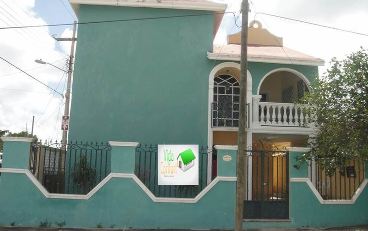 Foto de casa en venta en  , san nicol?s, m?rida, yucat?n, 1440709 No. 01