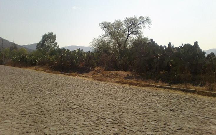 Foto de terreno habitacional en venta en  , san nicolás tecomatlan, ajacuba, hidalgo, 1712750 No. 01