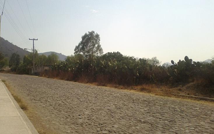 Foto de terreno habitacional en venta en  , san nicolás tecomatlan, ajacuba, hidalgo, 1712750 No. 05