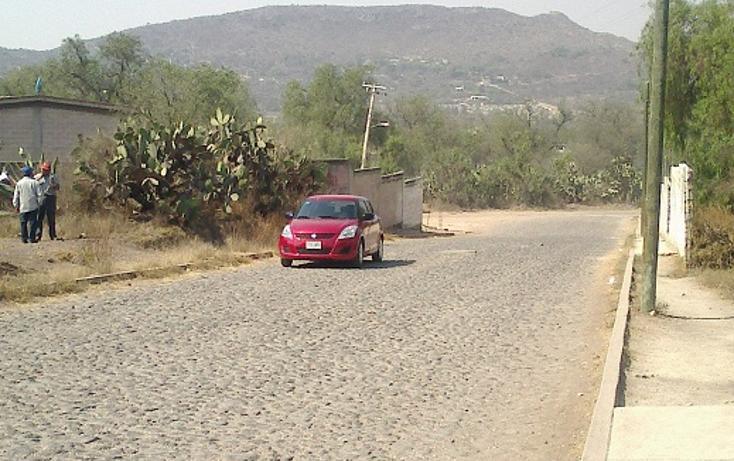 Foto de terreno habitacional en venta en  , san nicolás tecomatlan, ajacuba, hidalgo, 1712750 No. 06
