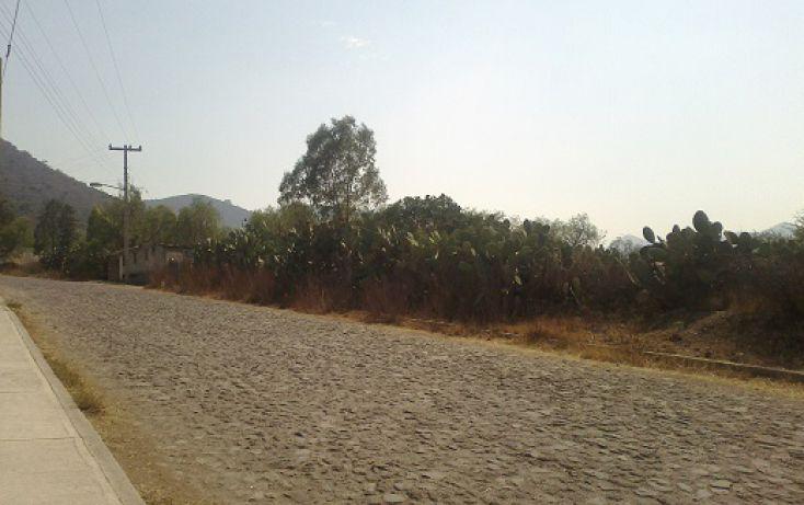 Foto de terreno habitacional en venta en, san nicolás tecomatlan, ajacuba, hidalgo, 1859360 no 05