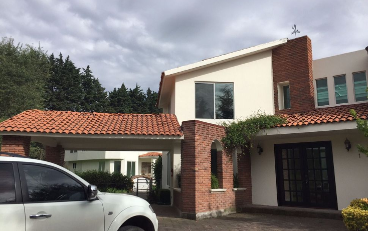 Foto de casa en venta en  , san nicolás tlazala, capulhuac, méxico, 1139469 No. 02