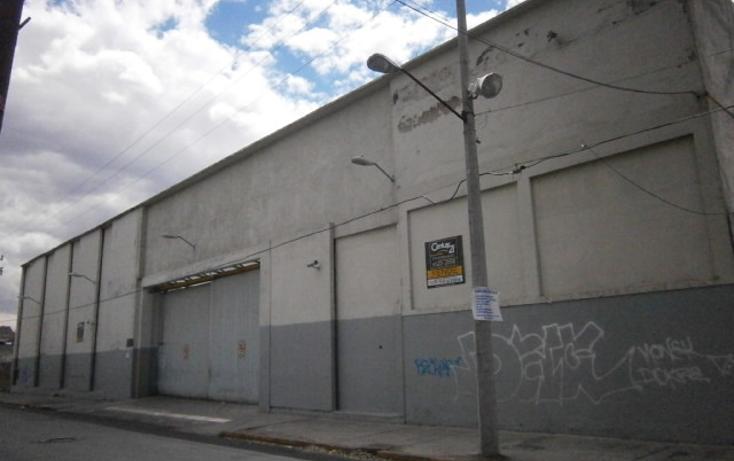 Foto de nave industrial en venta en  , san nicolás tolentino, iztapalapa, distrito federal, 1695494 No. 01