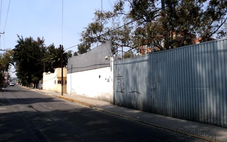 Foto de terreno habitacional en venta en  , san nicol?s tolentino, iztapalapa, distrito federal, 1854338 No. 02