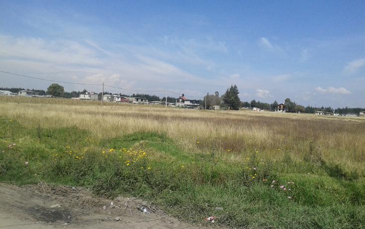 Foto de terreno habitacional en venta en  , san nicolás tolentino, toluca, méxico, 1429843 No. 02