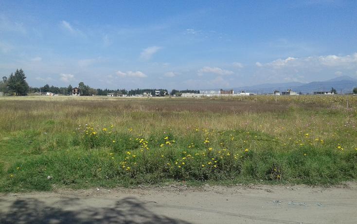Foto de terreno habitacional en venta en  , san nicolás tolentino, toluca, méxico, 1429843 No. 03