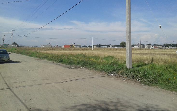 Foto de terreno habitacional en venta en  , san nicolás tolentino, toluca, méxico, 1429843 No. 04