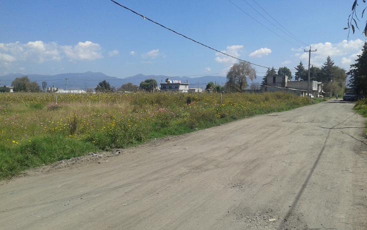 Foto de terreno habitacional en venta en  , san nicolás tolentino, toluca, méxico, 1429843 No. 05