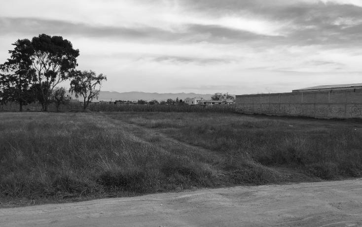 Foto de terreno comercial en venta en  , san nicolás tolentino, toluca, méxico, 1503617 No. 03