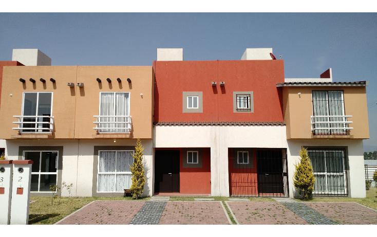 Foto de casa en renta en  , san nicolás tolentino, toluca, méxico, 1676522 No. 01