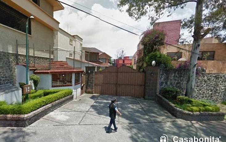 Foto de casa en venta en  , san nicolás totolapan, la magdalena contreras, distrito federal, 1342961 No. 01