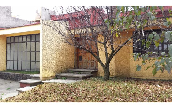 Foto de casa en venta en  , san nicolás totolapan, la magdalena contreras, distrito federal, 1731762 No. 01