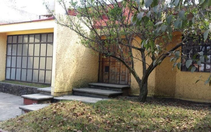 Foto de casa en venta en  , san nicolás totolapan, la magdalena contreras, distrito federal, 1857890 No. 01
