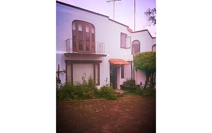 Foto de casa en renta en  , san nicolás totolapan, la magdalena contreras, distrito federal, 2827765 No. 03