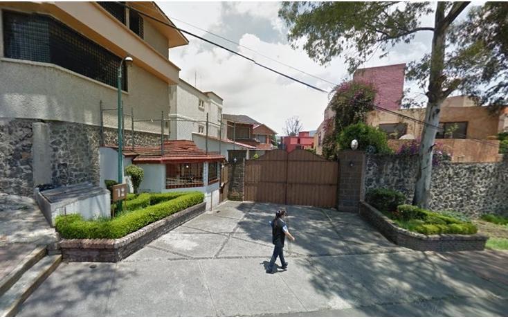 Foto de casa en venta en  , san nicolás totolapan, la magdalena contreras, distrito federal, 701182 No. 01