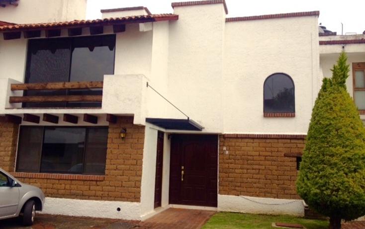 Foto de casa en renta en  , san nicol?s totolapan, la magdalena contreras, distrito federal, 993921 No. 01