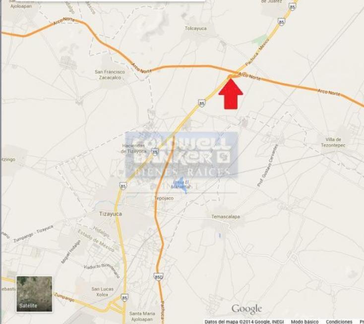 Foto de terreno habitacional en venta en san pablito 000, tolcayuca centro, tolcayuca, hidalgo, 562822 No. 02