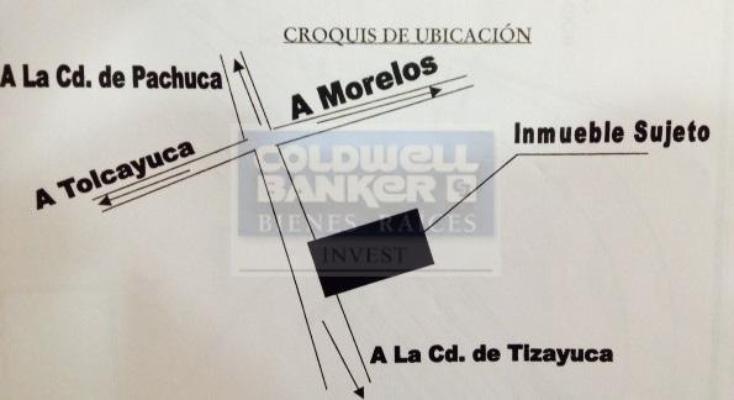 Foto de terreno habitacional en venta en san pablito 000, tolcayuca centro, tolcayuca, hidalgo, 562822 No. 08