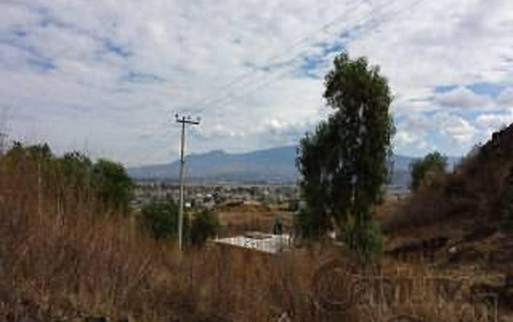 Foto de terreno habitacional en venta en  , san pablo atlazalpan, chalco, méxico, 1701310 No. 04