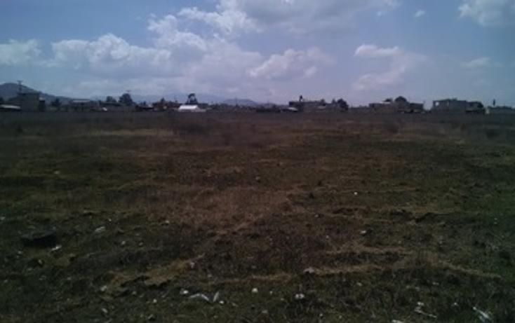 Foto de terreno habitacional en venta en  , san pablo autopan, toluca, méxico, 2716749 No. 01