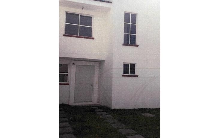 Foto de casa en venta en  , san pablo autopan, toluca, méxico, 704033 No. 01