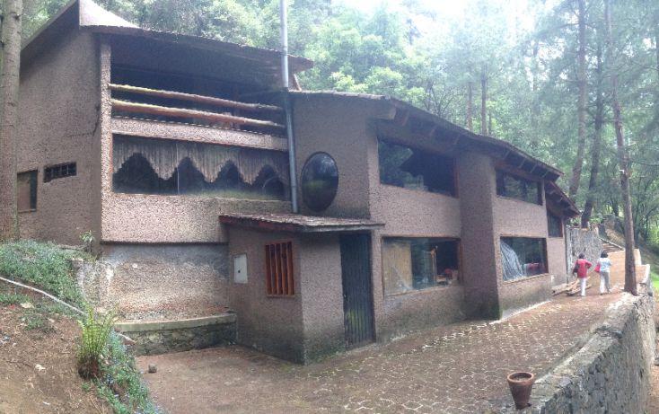 Foto de casa en venta en, san pablo chimalpa, cuajimalpa de morelos, df, 1108851 no 02