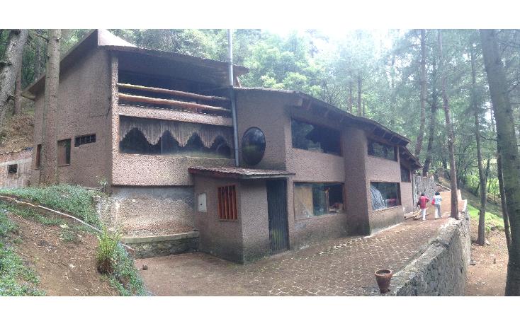Foto de casa en venta en  , san pablo chimalpa, cuajimalpa de morelos, distrito federal, 1108851 No. 02