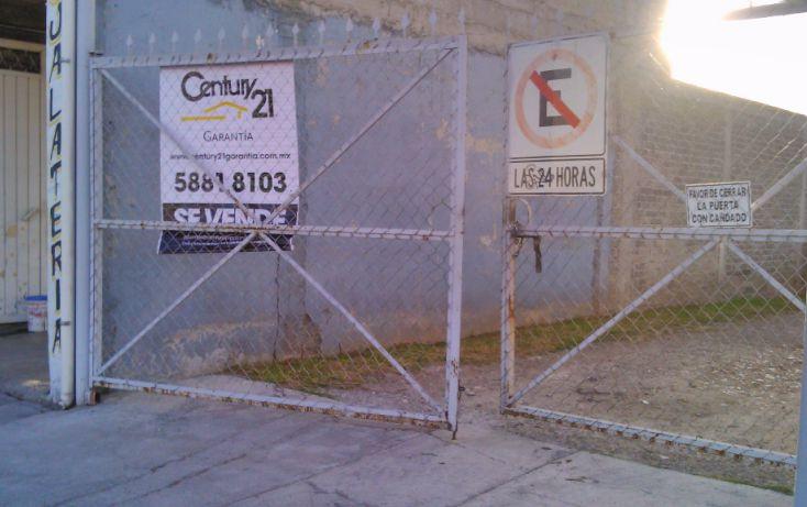 Foto de terreno habitacional en venta en, san pablo de las salinas, tultitlán, estado de méxico, 1393933 no 01