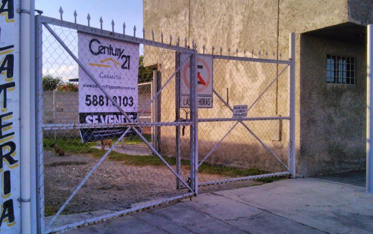 Foto de terreno habitacional en venta en, san pablo de las salinas, tultitlán, estado de méxico, 1393933 no 02