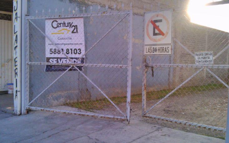 Foto de terreno habitacional en venta en, san pablo de las salinas, tultitlán, estado de méxico, 1708818 no 01