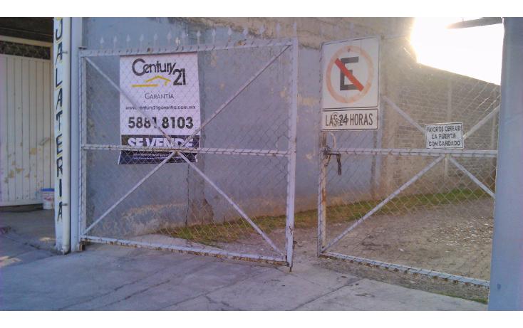 Foto de terreno habitacional en venta en  , san pablo de las salinas, tultitl?n, m?xico, 1393933 No. 01