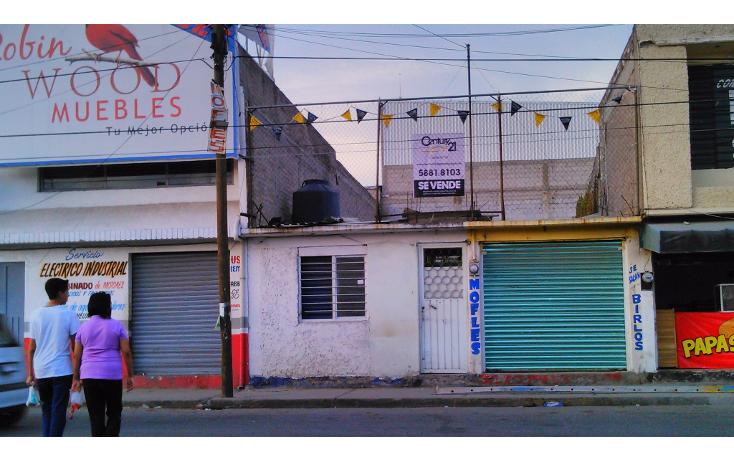 Foto de local en venta en  , san pablo de las salinas, tultitlán, méxico, 1394337 No. 01