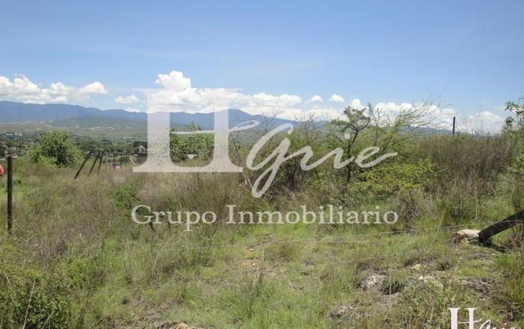 Foto de terreno habitacional en venta en san sebastian etla , san pablo etla, san pablo etla, oaxaca, 1509519 No. 01