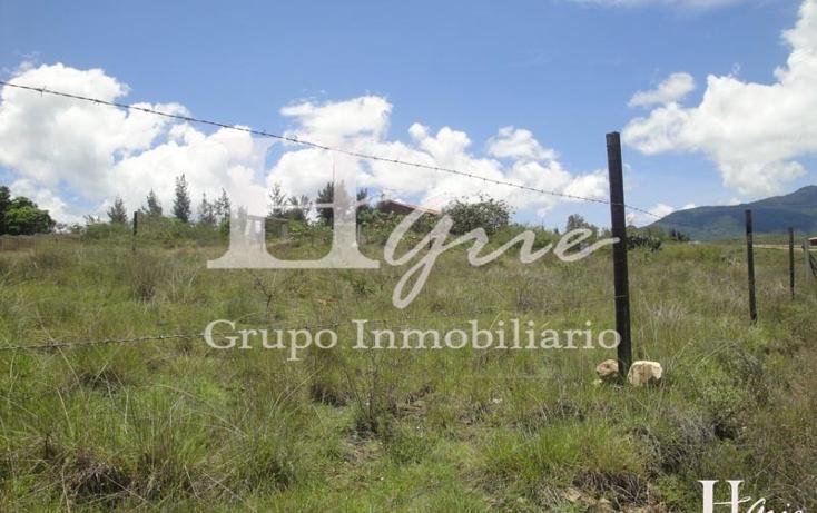 Foto de terreno habitacional en venta en san sebastian etla , san pablo etla, san pablo etla, oaxaca, 1509519 No. 04